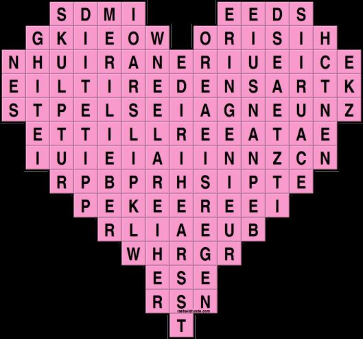 Buchstabenrätsel